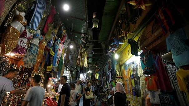 Egypt's urban consumer prices surge to 8-year high at 19.4%