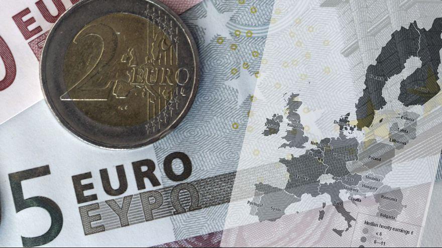¿Cuales son los países de la Unión Europea con los mejores (y peores) sueldos?