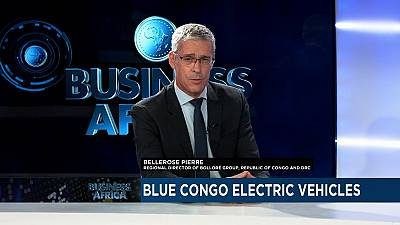 The emergence of Blue Congo electric vehicles in Pointe Noire [Business Africa]
