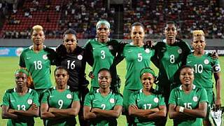 Why Nigeria's Super Falcons have not been paid - Information Minister