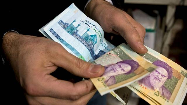 Iran considers currency change