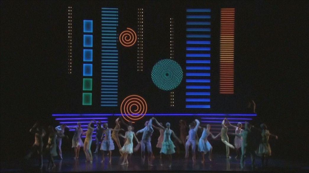 Um ballet psicológico com um toque lírico de Fitzgerald