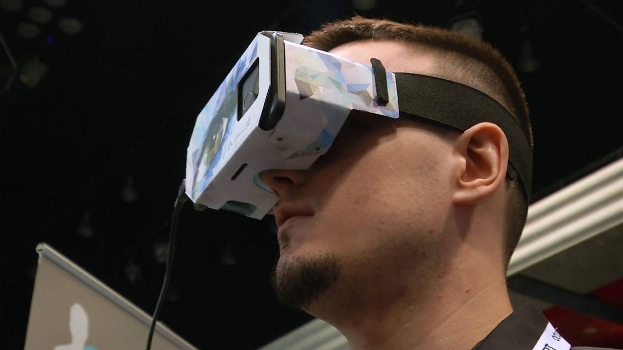 TechCrunch Disrupt in London: Virtual- und Augmented-Reality Technologien für Computerfreaks