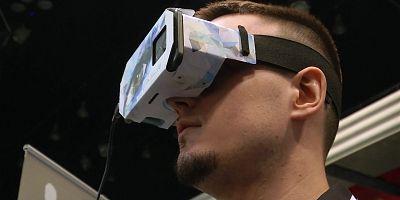 Brexit at the London TechCrunch Disrupt exhibition