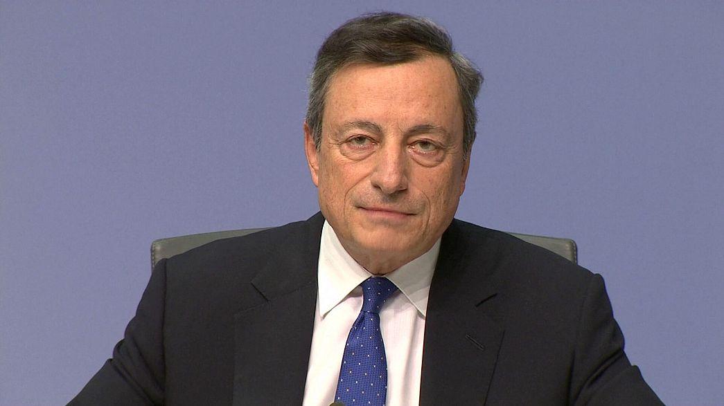 ЕЦБ продлил программу количественного смягчения