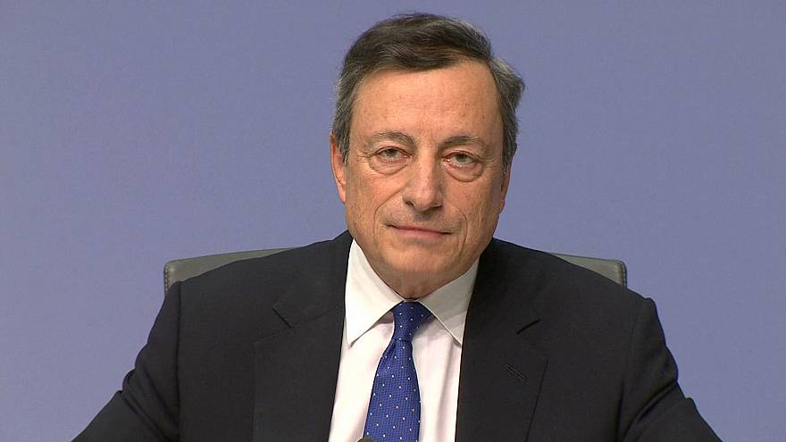 ECB shrugs off doubts over euro zone outlook