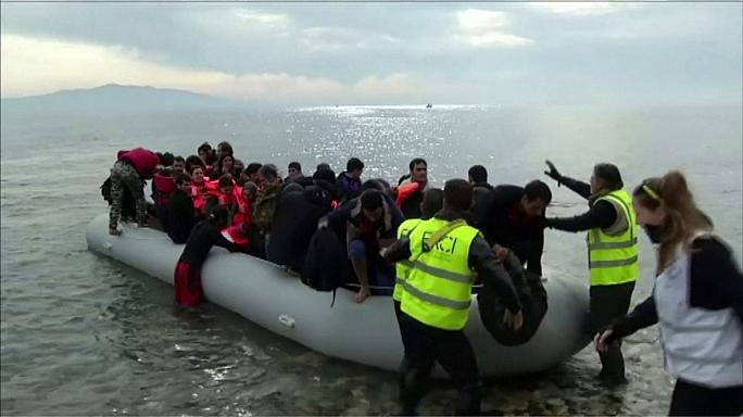 EU migrant relocation scheme still way off target
