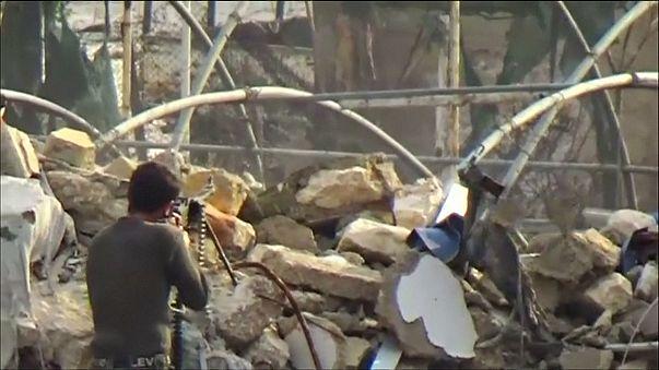 Le régime syrien sur le point de reprendre Alep