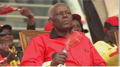 Angola's ruling party meeting set to enthrone dos Santos' successor