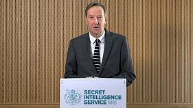 Britain's MI6 chief warns of 'unprecedented' terror threat to UK