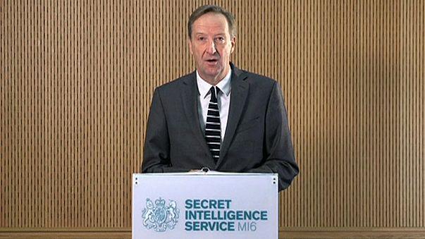 """""""La magnitud de la amenaza terrorista en el Reino Unido no tiene precedentes"""""""