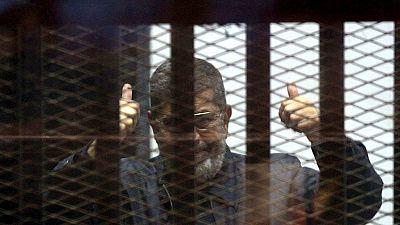 Egypte : arrestation d'un fils de l'ancien président Morsi