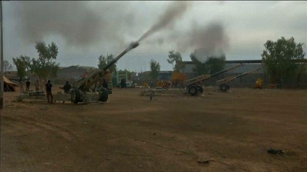 Битва за Мосул. Иракская армия говорит о прогрессе и просит помощи