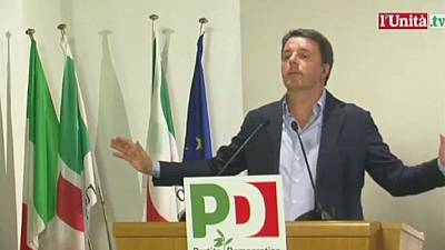 Italie: Matteo Renzi remet sa démission