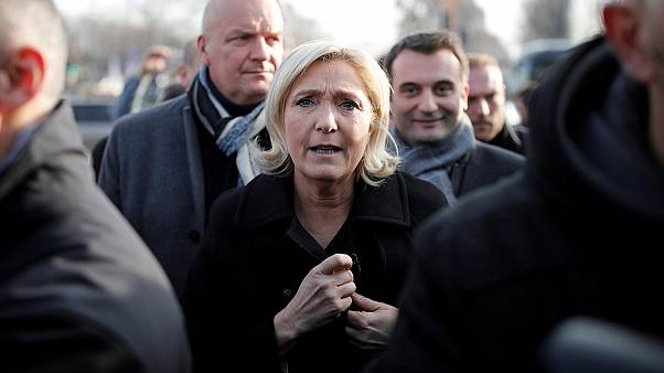 Outrage at Le Pen call for free school ban for migrant children in France