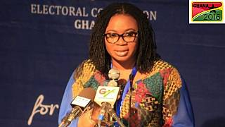 Ghana's EC assures that it cannot manipulate already declared results