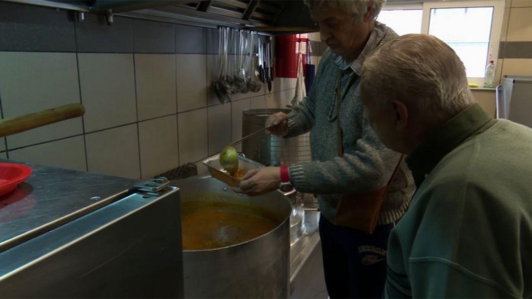 أثينا : ملجأ يبعث الأمل في نفوس الأشخاص بدون مأوى