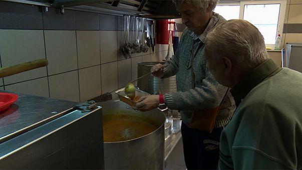 """""""Die Hoffnung stirbt zuletzt"""" - Privatinitiative hilft Athens Obdachlosen"""