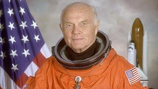 Fallece John Glenn, el primer astronauta estadounidense en orbitar alrededor de la Tierra