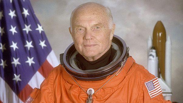 ABD'li efsanevi astronot JohnGlenn yaşamını yitirdi