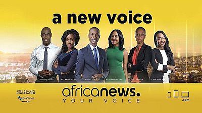 Déjà 1,7 million de personnes fidèles à Africanews chaque semaine