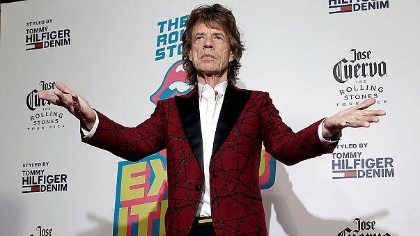 Mick Jagger, 73 yaşında 8'inci kez baba oldu