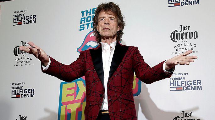 7 gyerek, 5 unoka és 1 dédunoka után újra apa lett a 73 éves Mick Jagger