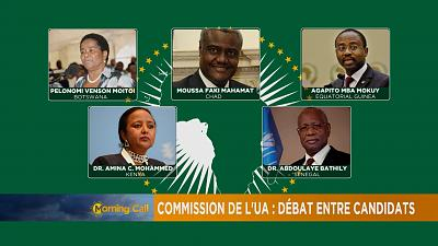 Africa Union leadership debate [The Morning Call]