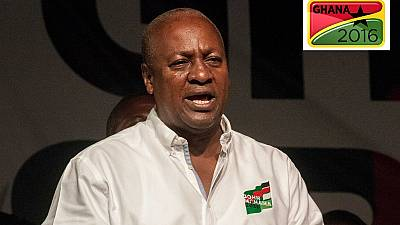 'We'll make Ghana proud no matter the outcome' - losing incumbent