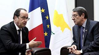 Στην Κύπρο σήμερα ο Φρανσουά Ολάντ - Συζήτηση για το Κυπριακό