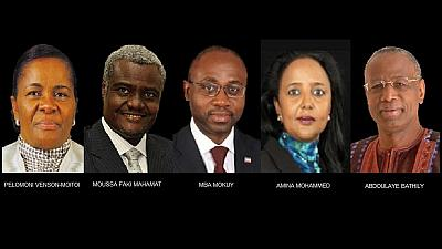 AU chair contenders meet in historic debate in Addis Ababa