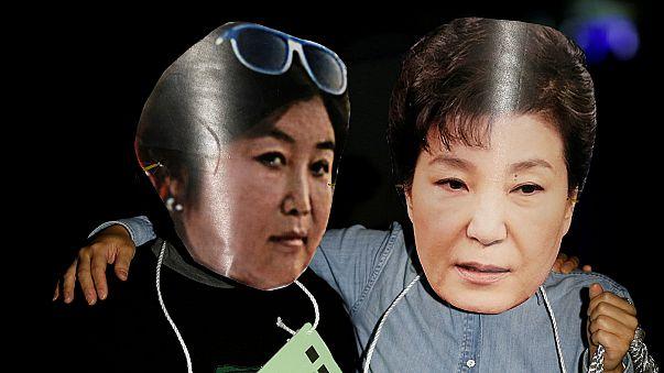 Choi Soon-sil, en el ojo del huracán en Corea del Sur por presunta extorsión
