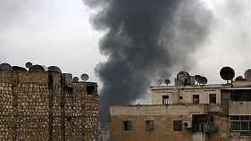Síria: combates sucedem-se após pausa humanitária, forças sírias já controlam 85% de Alepo