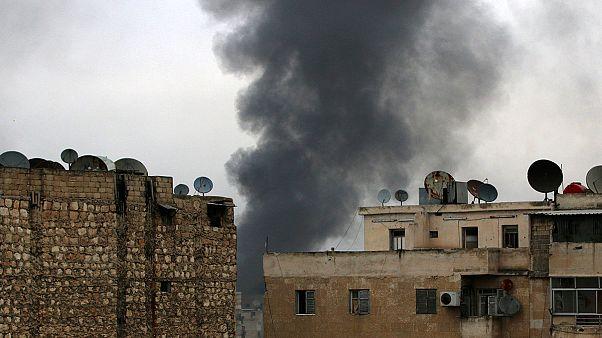ООН: сирийские повстанцы не позволяют жителям восточного Алеппо покинуть город