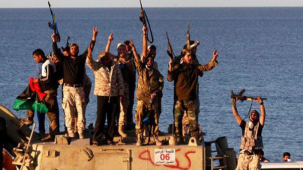 Libia: Sirte liberata dall'Isil, Euronews fra i profughi dimenticati