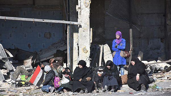 Aleppo: Berichte von Übergriffen auf Zivilisten