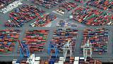 German exports struggle on slow factory output