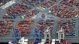 La debilidad de las exportaciones alemanas compromete el relanzamiento del país