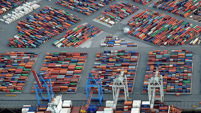 Küzdelmes hónapokat él a német export