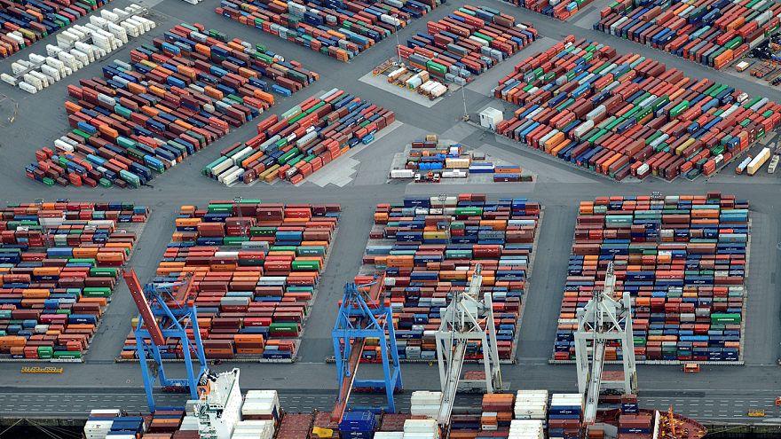 Almanya'da ekim ayı ihracatı beklentilerin altında