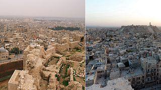 Aleppo - vorher... und heute!