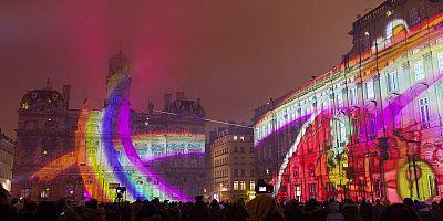 """Light in Lyon. The """"Fête des Lumières"""" returns to France's second city"""