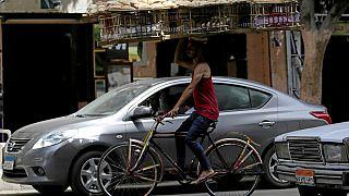 Battling Cairo's traffic congestion