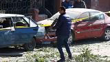 Cairo bombing: Hasm movement claims responsibility for attack that killed six policemen