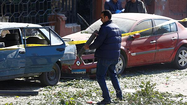 Ägypten: Sechs Polizisten bei Bombenanschlag ermordet