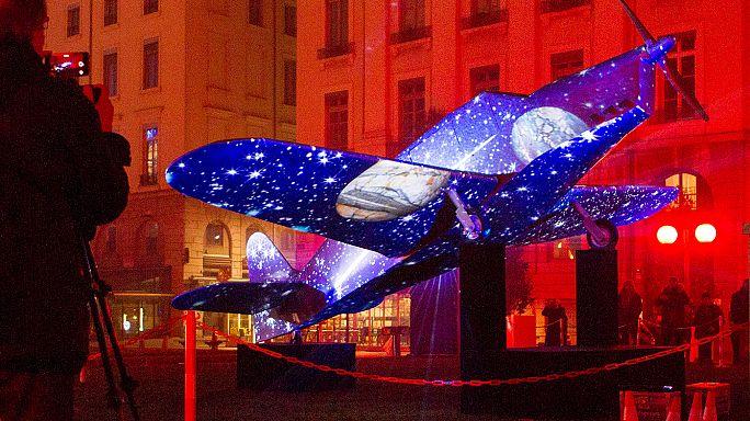 Lyon's light festival gives business big boost