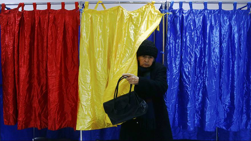 Anti-corruption drive dominates Romanian election campaign