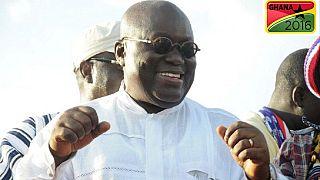 Opposition leader Nana Akufo-Addo declared President-elect of Ghana