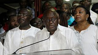 Opposition leader Akufo-Addo wins Ghana's presidential election
