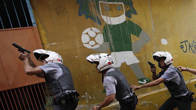 Identificado el presunto asesino de un turista italiano tiroteado en una favela de Río de Janeiro